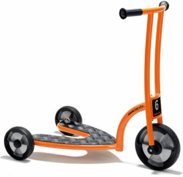 Kinder roller orange guenstig