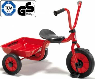 Winther Mini Kinder Krippendreirad mit Wanne - 447